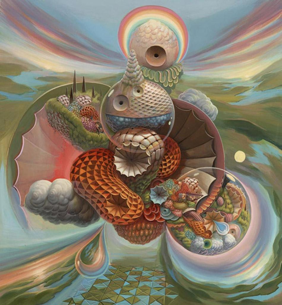 Art: Surrealism And Visionary Art: Mars-1