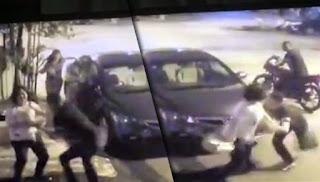 CCTV rakam cubaan ragut lelaki bermotosikal