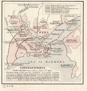 Caída de Bizancio