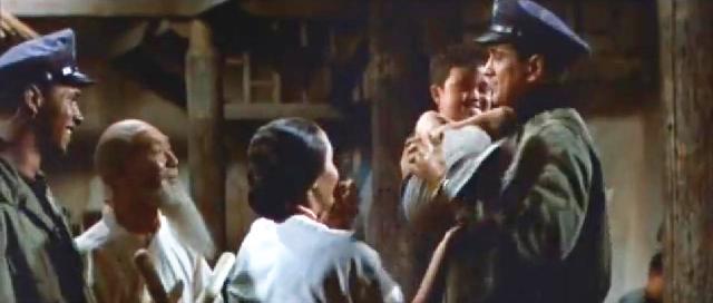 FILEM KLASIK MALAYSIA: BATTLE HYMN (1957)