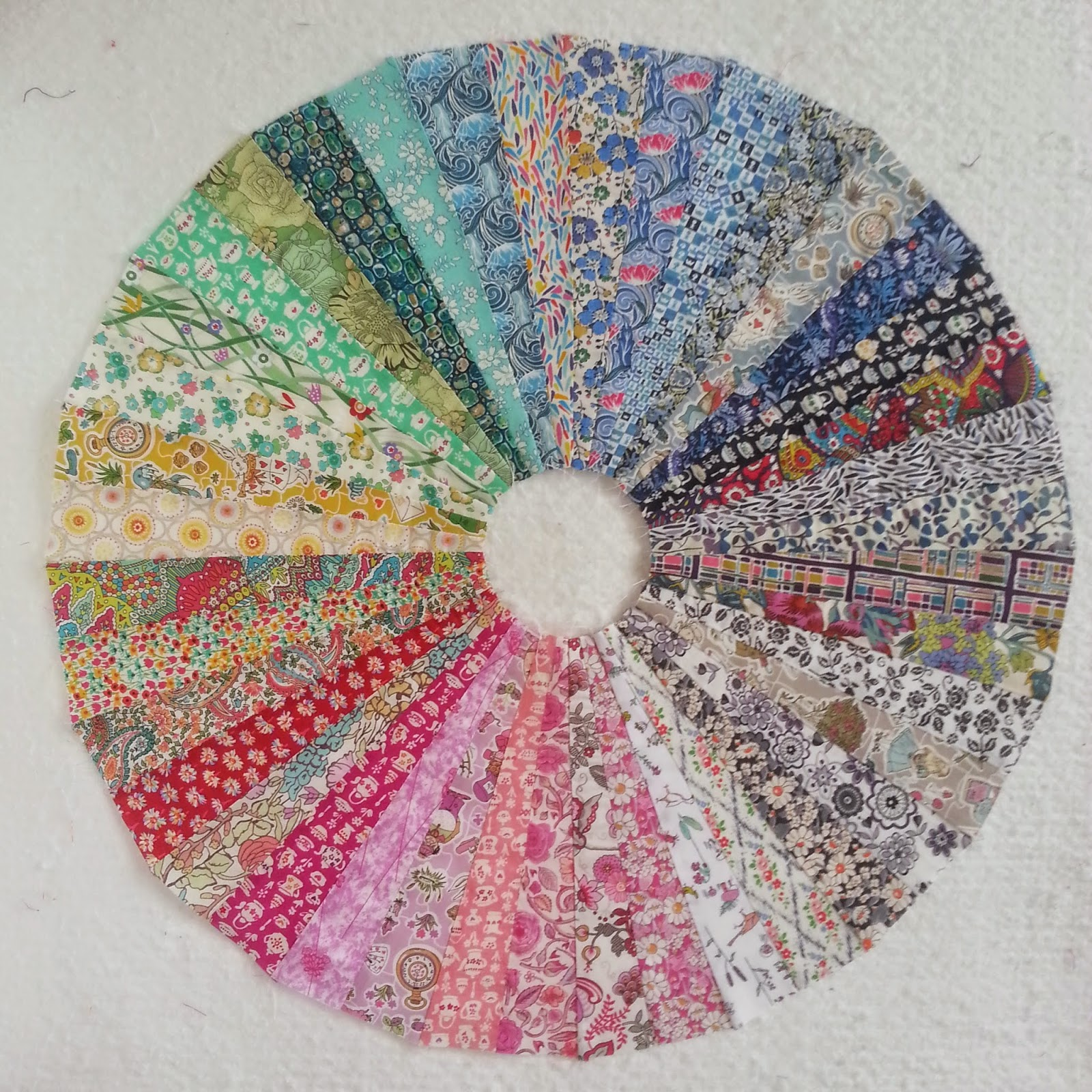 Liberty of London Color Wheel
