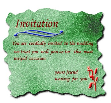 Iu chuchu invitation categories bahasa inggris stopboris Gallery