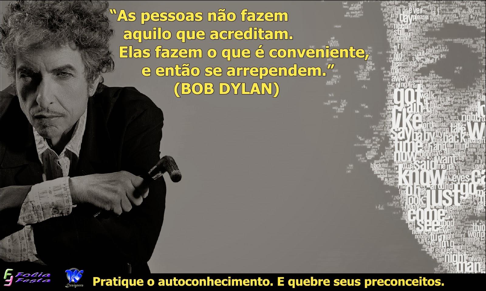 Mensagem (BOB DYLAN)