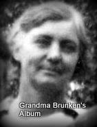 """Lucia Bertha """"Lucy"""" (Petersen) Griepentrog"""