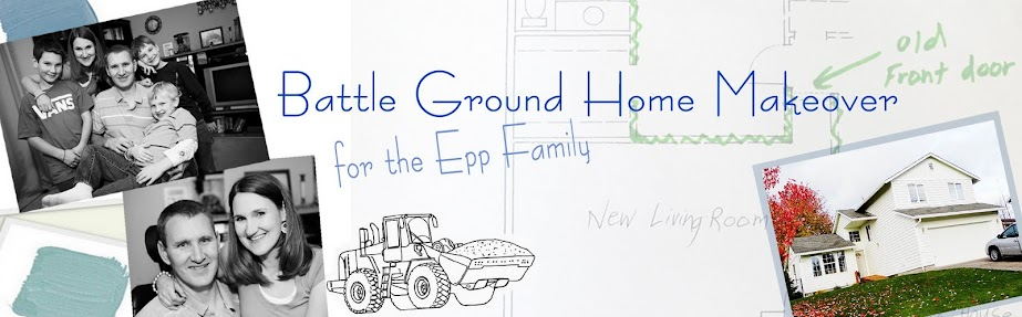 Battle Ground Home Makeover for The Epp Family