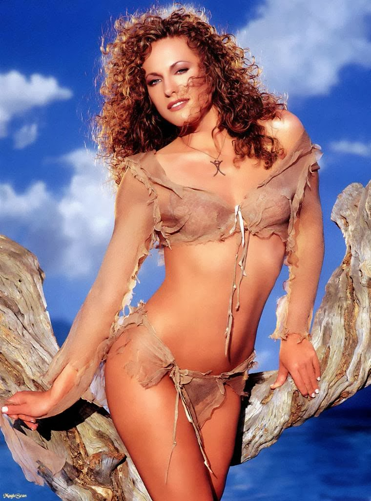 Naked Survivors: Jerri Manthey The Australian Outback