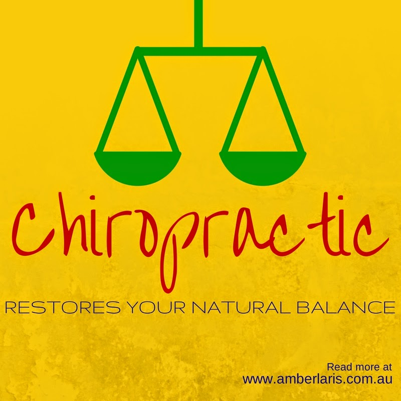 Chiropractic is drug-free and non-invasive and restores the body's natural balance