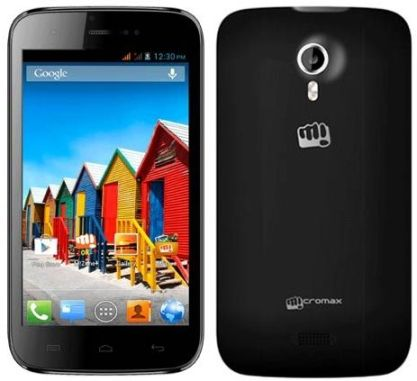Micromax A115 Canvas 3D 5-inch Android Phone