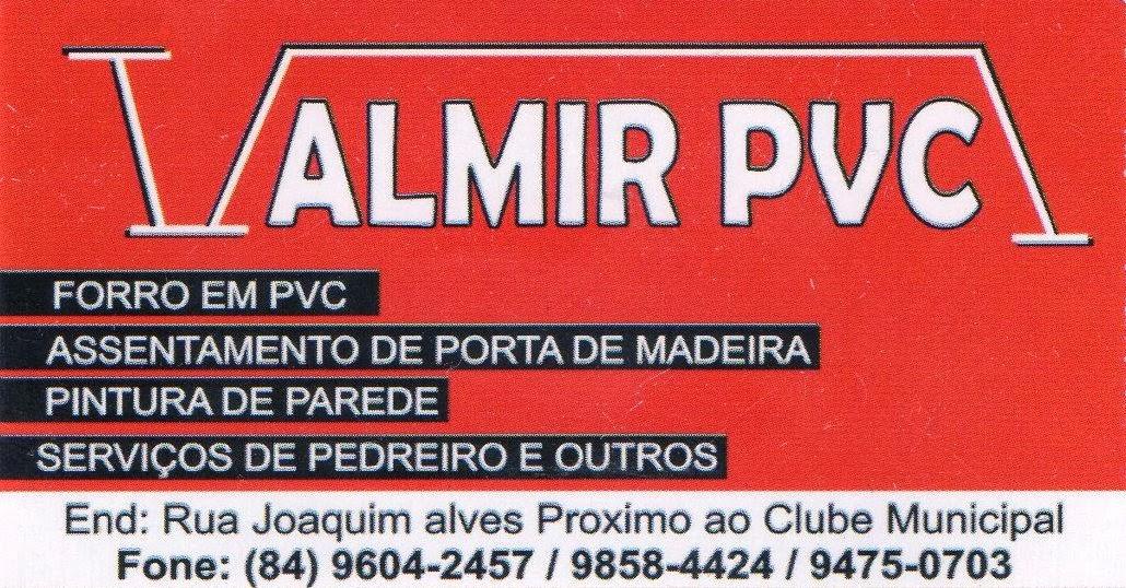 VALMIR PVC