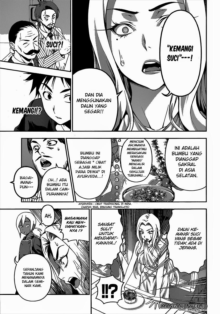 Shokugeki no Souma Chapter 58-9