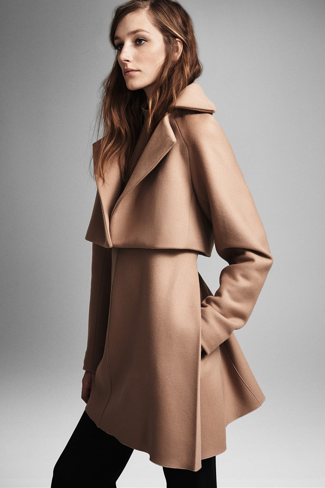 via fashioned by love | Derek Lam Pre-Fall 2015 | camel trends | 2015