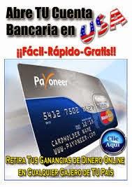 Cuenta de Banco en USA