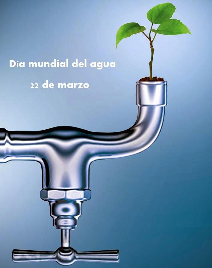 dia mundial del agua marzo 2014