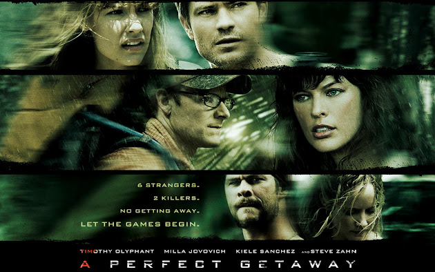 Pemain A Perfect Getaway Film
