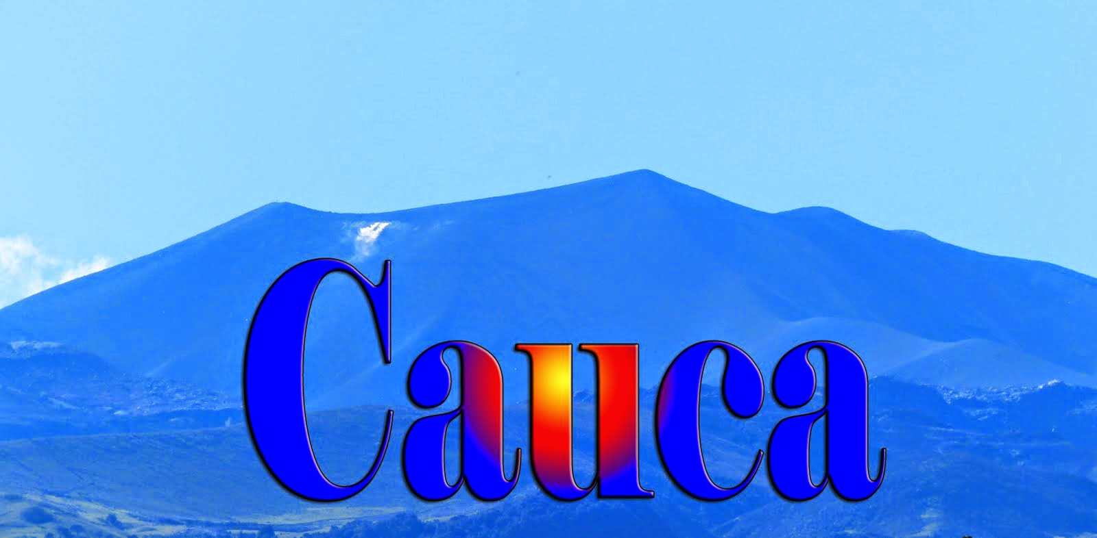Región Pacifico: Cauca