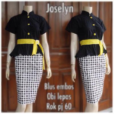 Kebaya Batik Modern Joselyn KBW 290