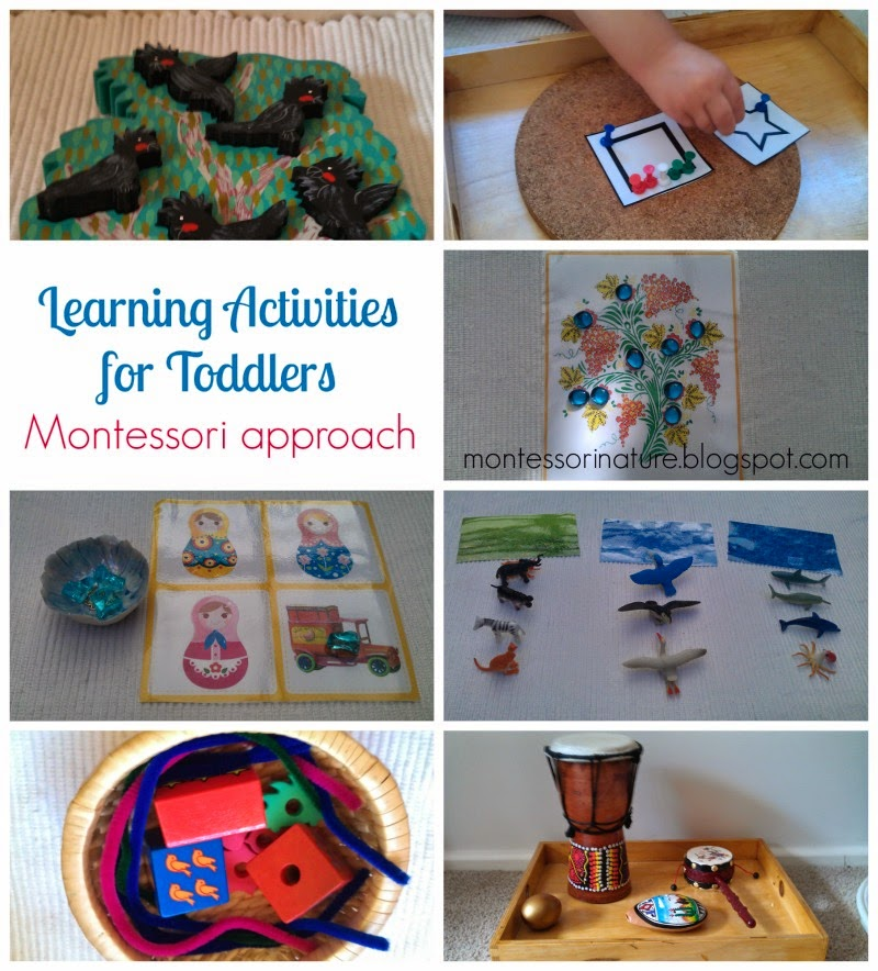 learning activities for toddlers pdf