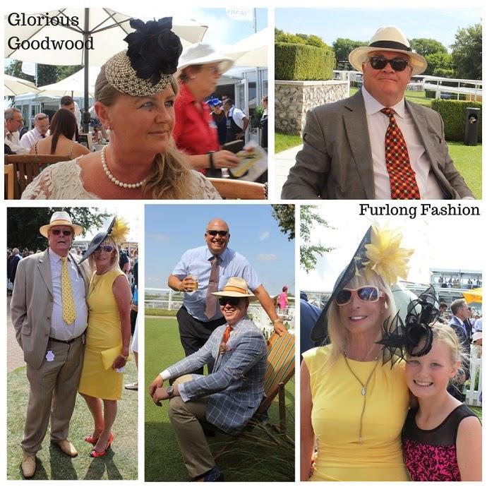 Hats at Glorious Goodwood