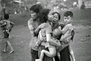 children in the war
