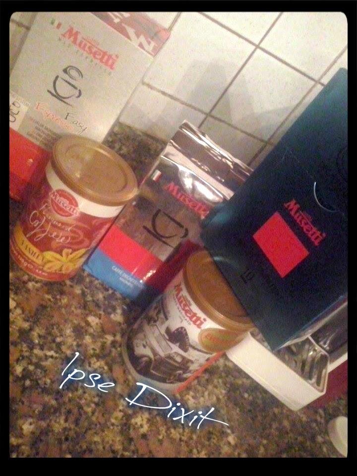 Ipse dixit il buon caffe 39 dalla torrefazione musetti - Diversi tipi di caffe ...