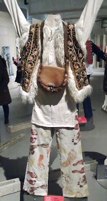 Mostra Vintage Prato - 70s fashion - ethnic and gipsy style