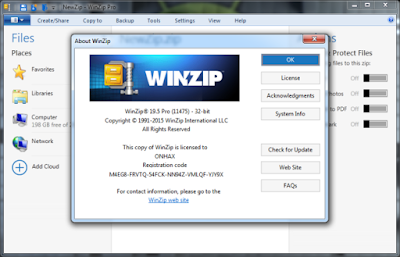 Download WinZip Pro Serial Key Full Version