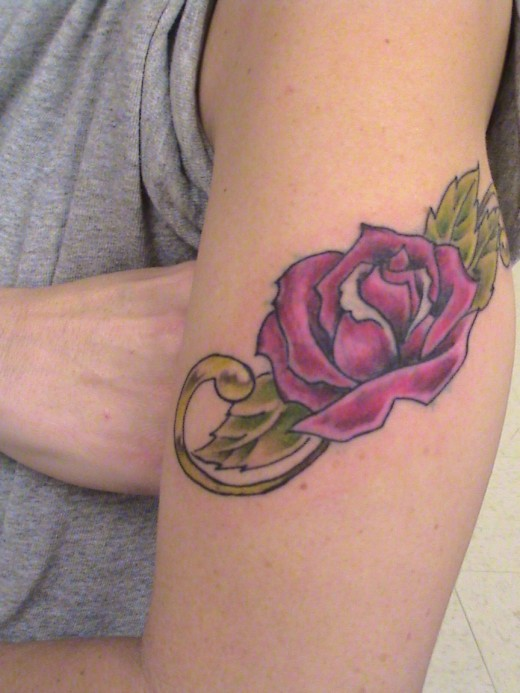 15 Cool Arm Tattoos Designs For Women and Men