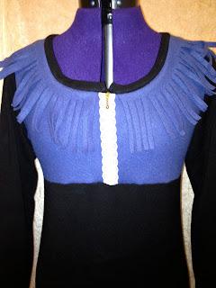 Gjenbruk av skjerf og genser