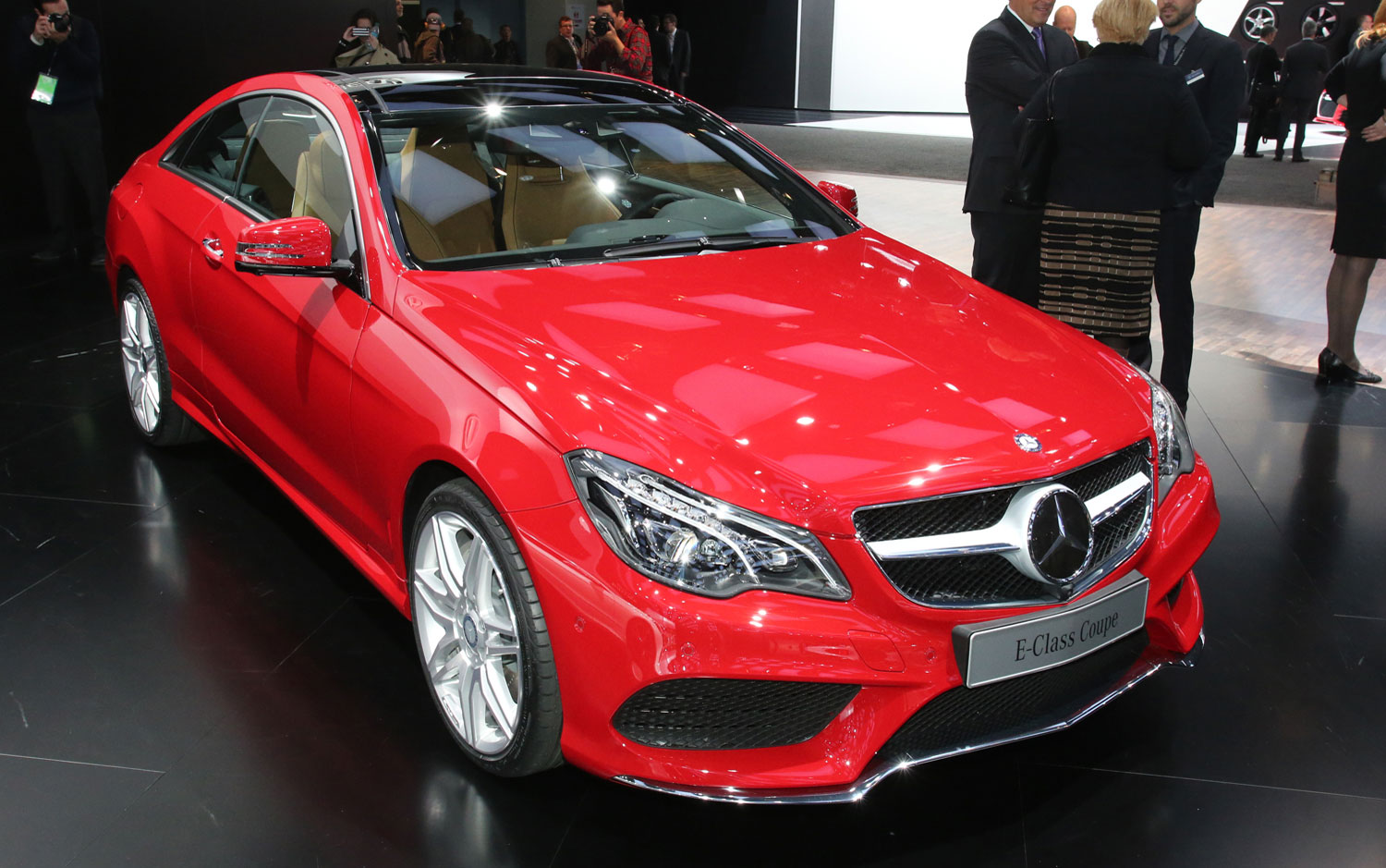2014 Mercedes Benz E Class Coupe And Cabriolet