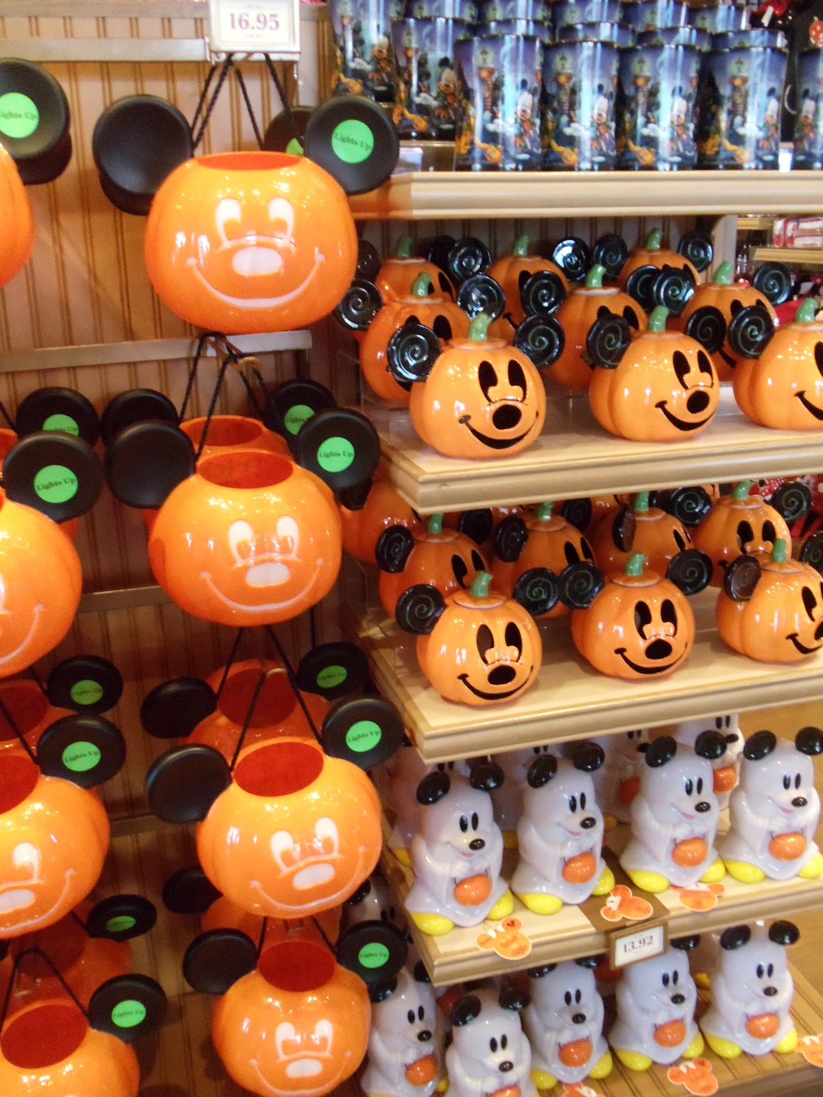 disney halloween merchandise second wave | small crazy world after