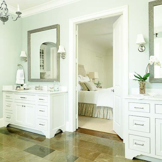 Ultimate Storage Packed Kitchens: New Home Interior Design: Ultimate Storage-Packed Baths
