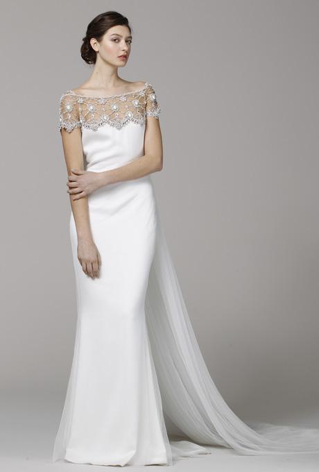 Vestidos de novia 2013: Vestidos imperio de la boda 2013
