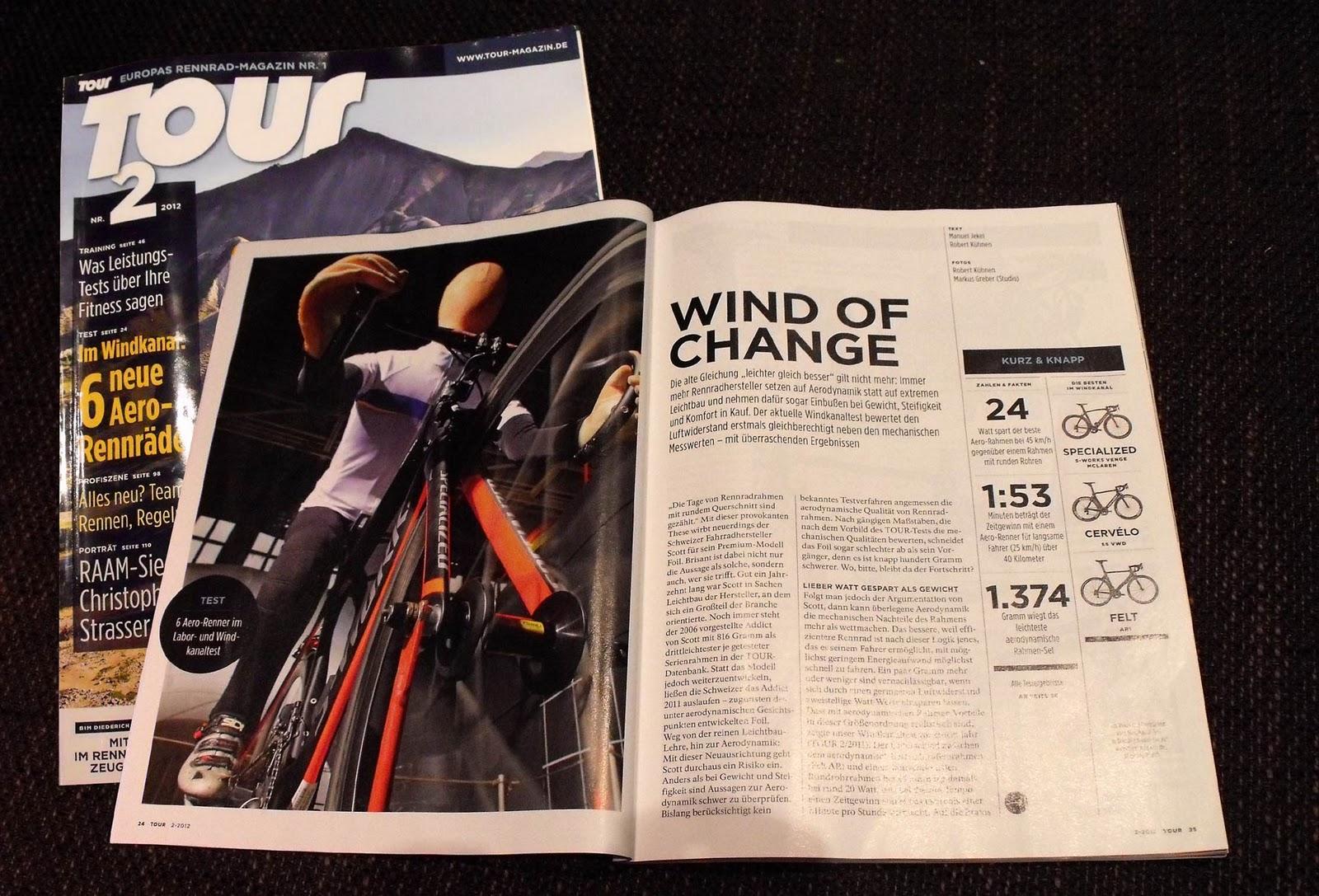 Lousy Legs - der Rennrad-Blog   Faszination Radsport: Das Aero-Bike ...
