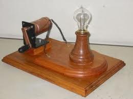 A lâmpada de Edison