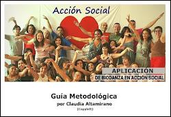 APLICACIÓN BIODANZA Y ACCIÓN SOCIAL