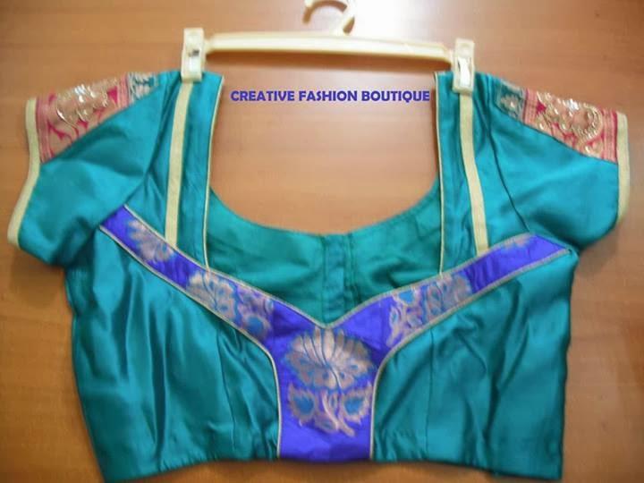 Silk Saree Blouse Designs Catalogue Blouse Designs For Silk Sarees