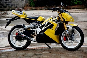 Yamaha Jupiter MX Specification