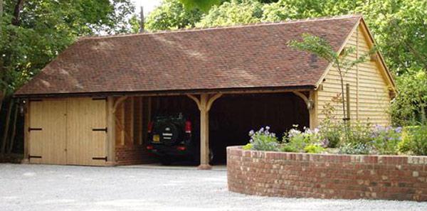 This is Timber frame garage plans uk | DIY Sheds