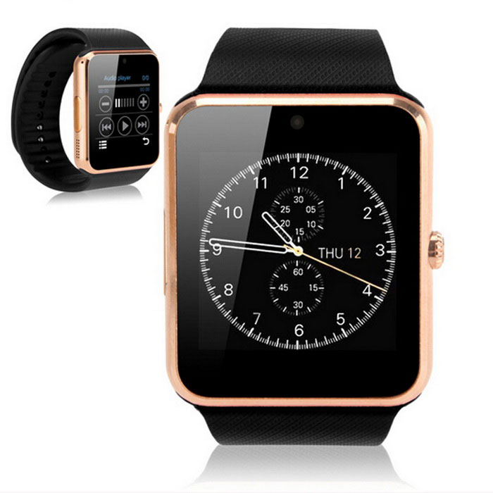 GT08 Android Smart Watch – Gold Specs and Price