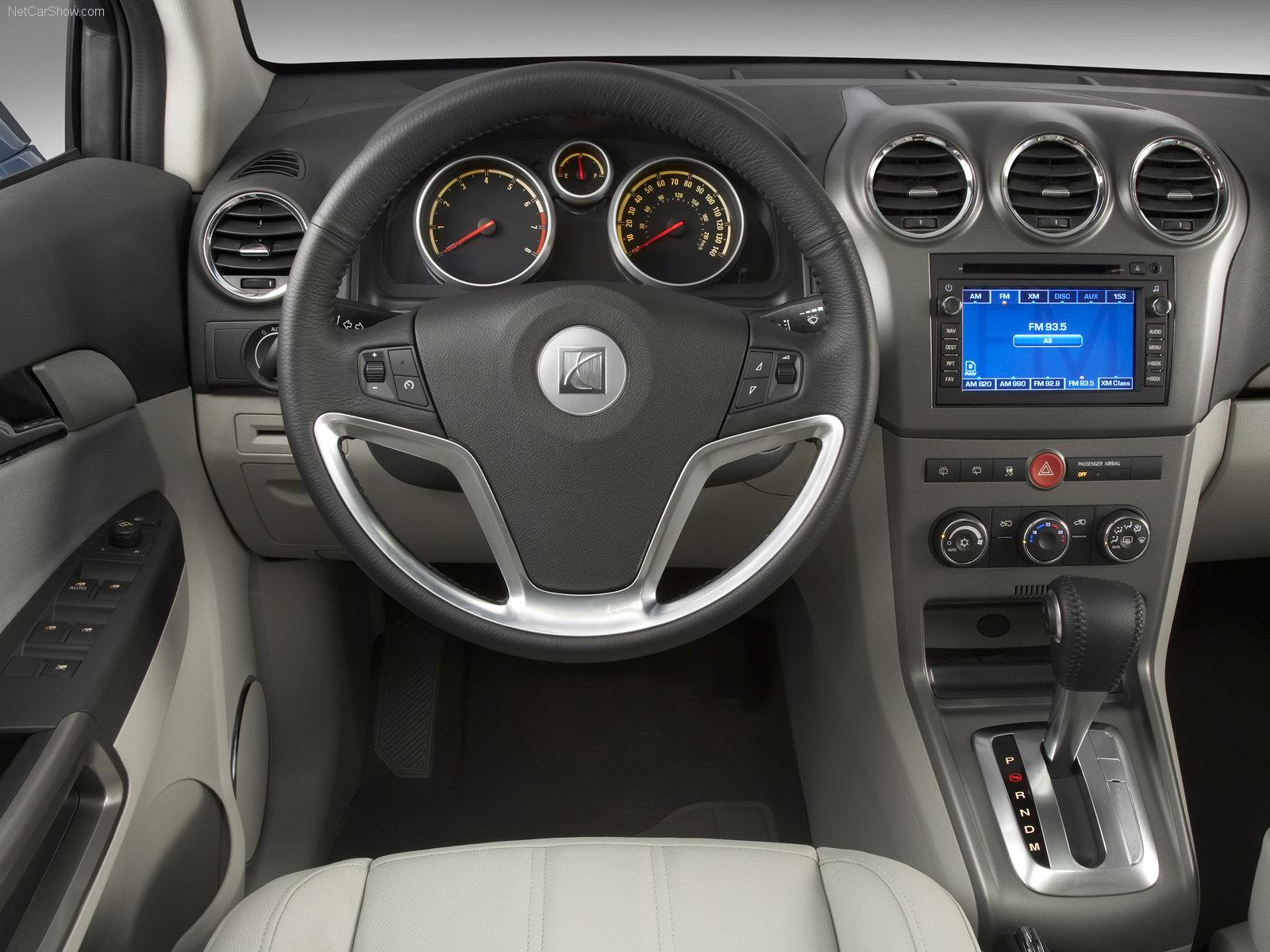 Hình ảnh xe ô tô Saturn Vue 2008 & nội ngoại thất
