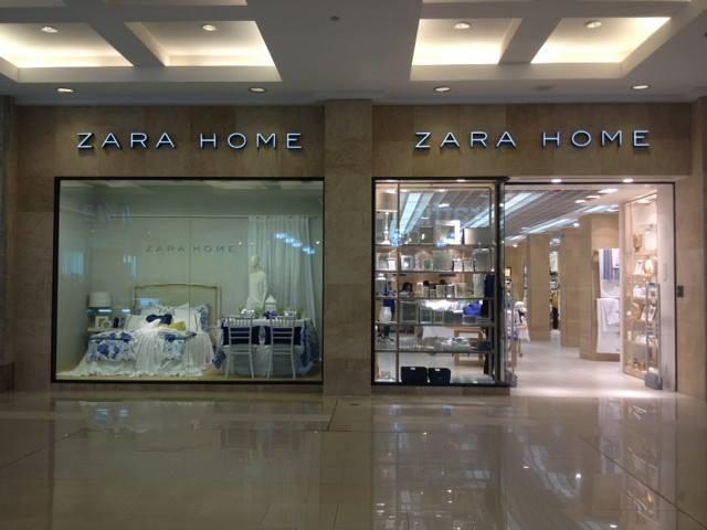 J f magazine fashion news zara home abre su primer - Zara decoracion ...