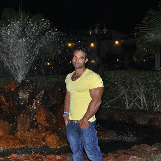 Ashraf Fatouh Fitness model | Egyptian Body Builders