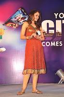 Telugu movie actress Andrea Jeremiah hot stills at Hollywood movie The Haunter launch party