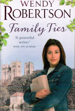 Family Ties on Kindle, in paperback, in libraries