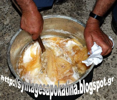 παραδοσιακό παστέλι http://syntagesapokatina.blogspot.gr