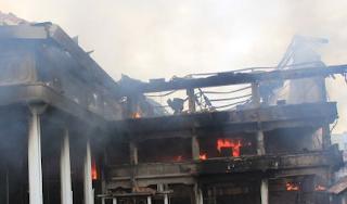 Kebakaran Pabrik Mandom