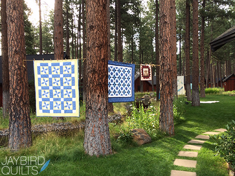 Sisters Outdoor Quilt Show 2014 Recap - Save it for Sunday ... : sister quilt show - Adamdwight.com