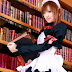 Saya Cosplay Photography as Maid