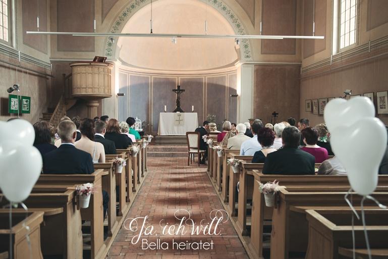 Dorfkirche Petzow Hochzeit