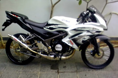 Top modifikasi ninja 150 rr super kips